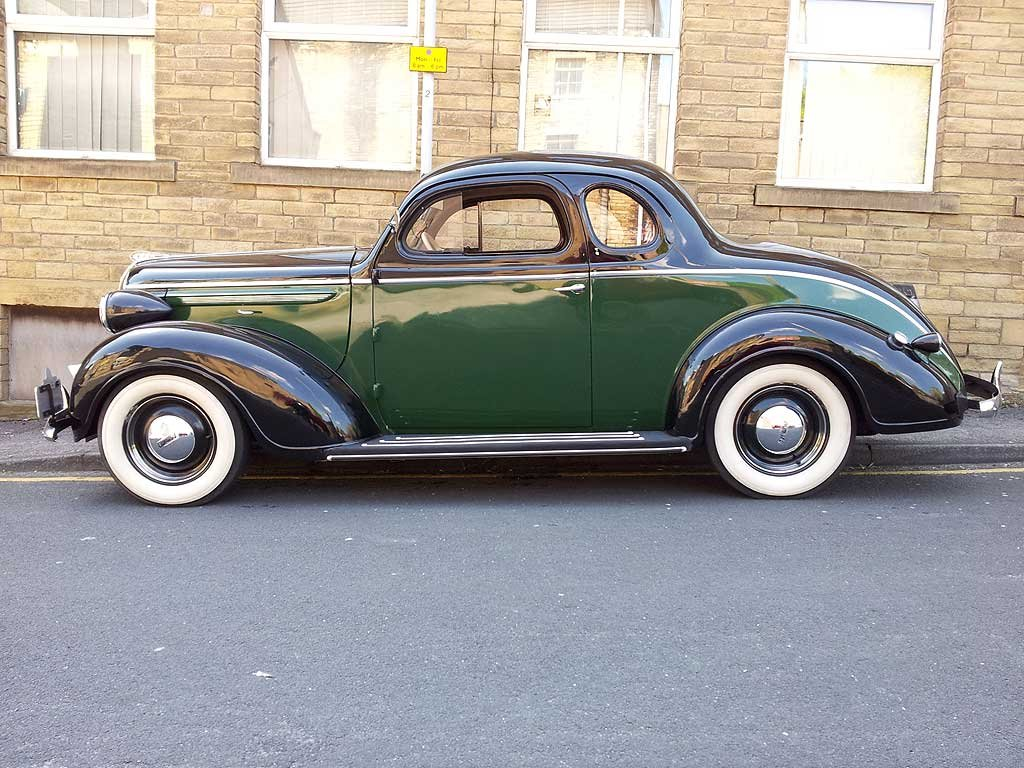 1938 Plymouth Coupe For Sale (picture 6 of 6)