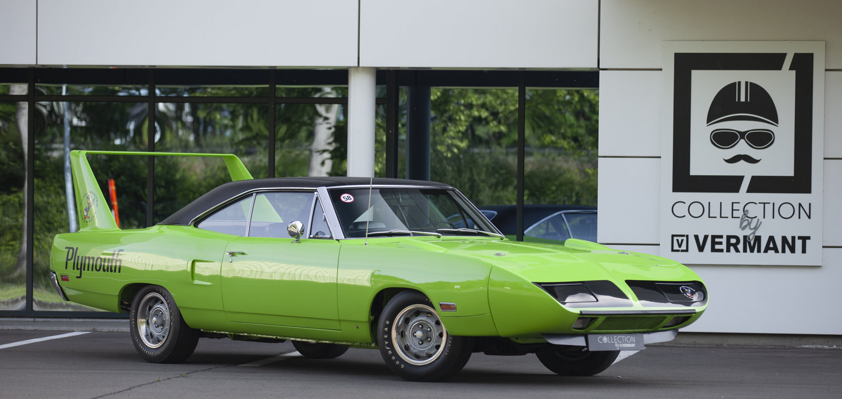 1970 Plymouth Road Runner Superbird - Concours winner!! For Sale (picture 1 of 6)
