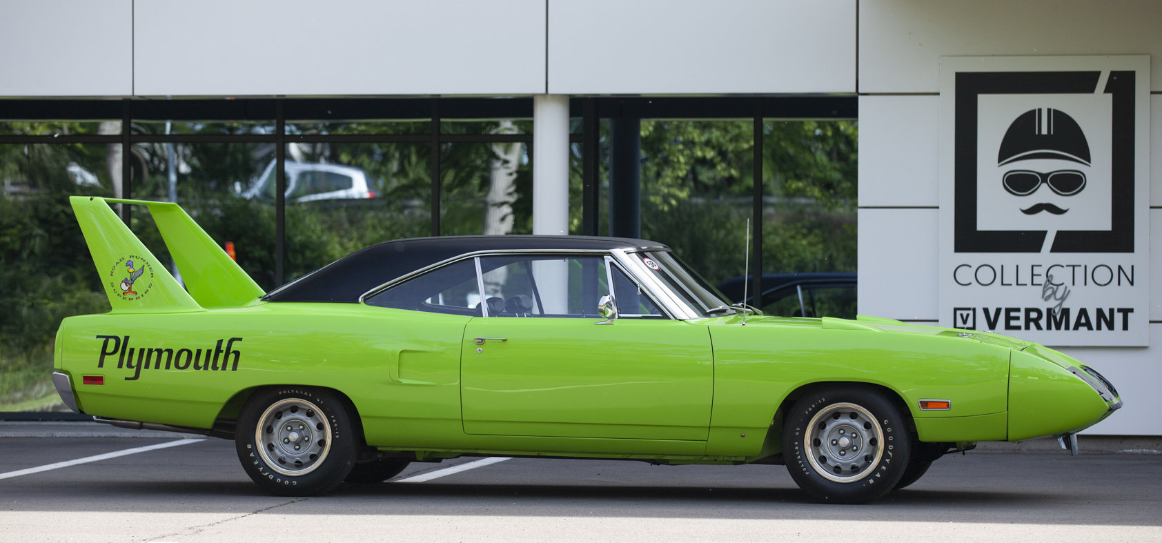 1970 Plymouth Road Runner Superbird - Concours winner!! For Sale (picture 2 of 6)