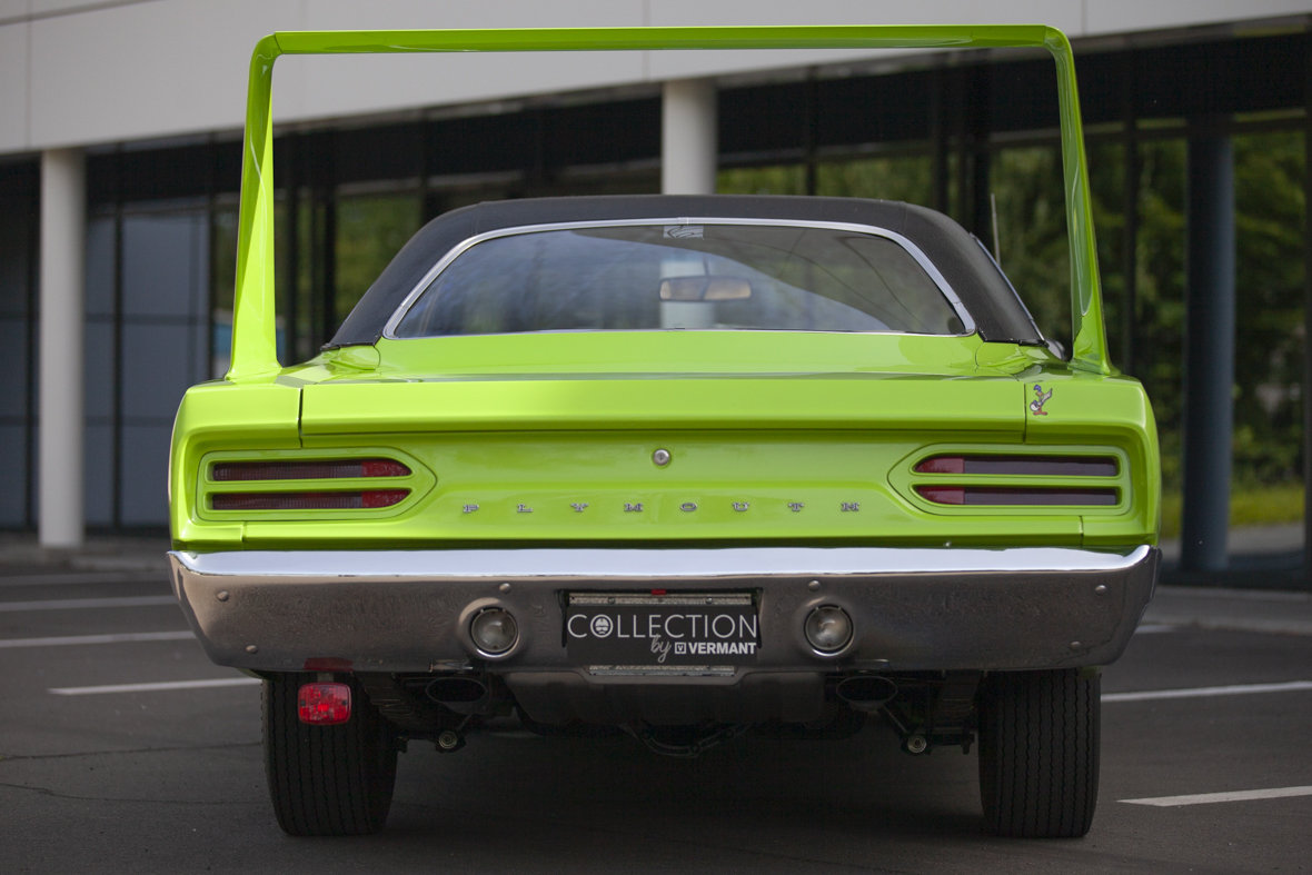 1970 Plymouth Road Runner Superbird - Concours winner!! For Sale (picture 5 of 6)