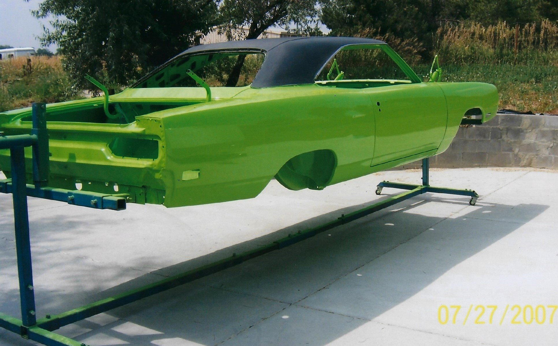 1970 Plymouth Road Runner Superbird - Concours winner!! For Sale (picture 6 of 6)