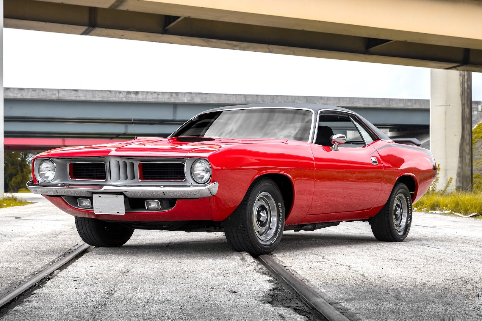 1973 Plymouth Barracuda 440 Big Block - FULLY RESTORED For Sale (picture 1 of 6)
