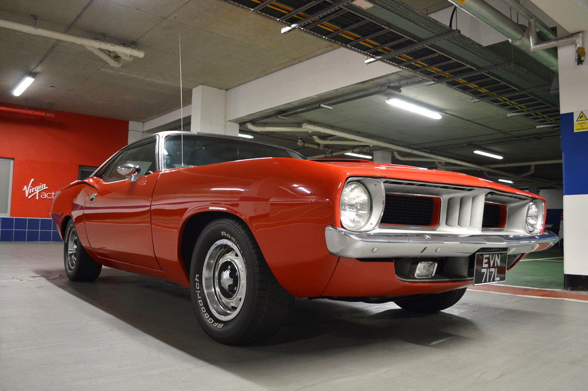 1973 Plymouth Barracuda 440 Big Block - FULLY RESTORED For Sale
