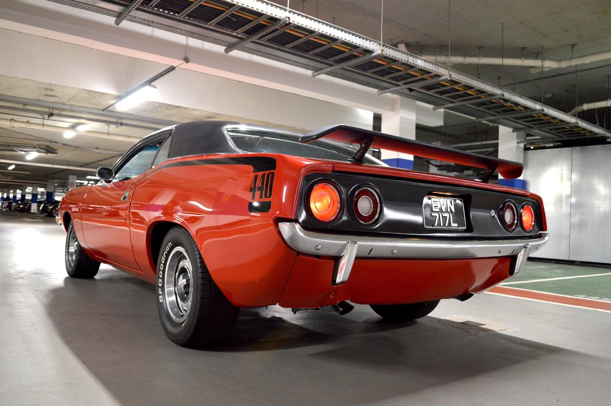 1973 Plymouth Barracuda 440 Big Block - FULLY RESTORED For Sale (picture 3 of 6)