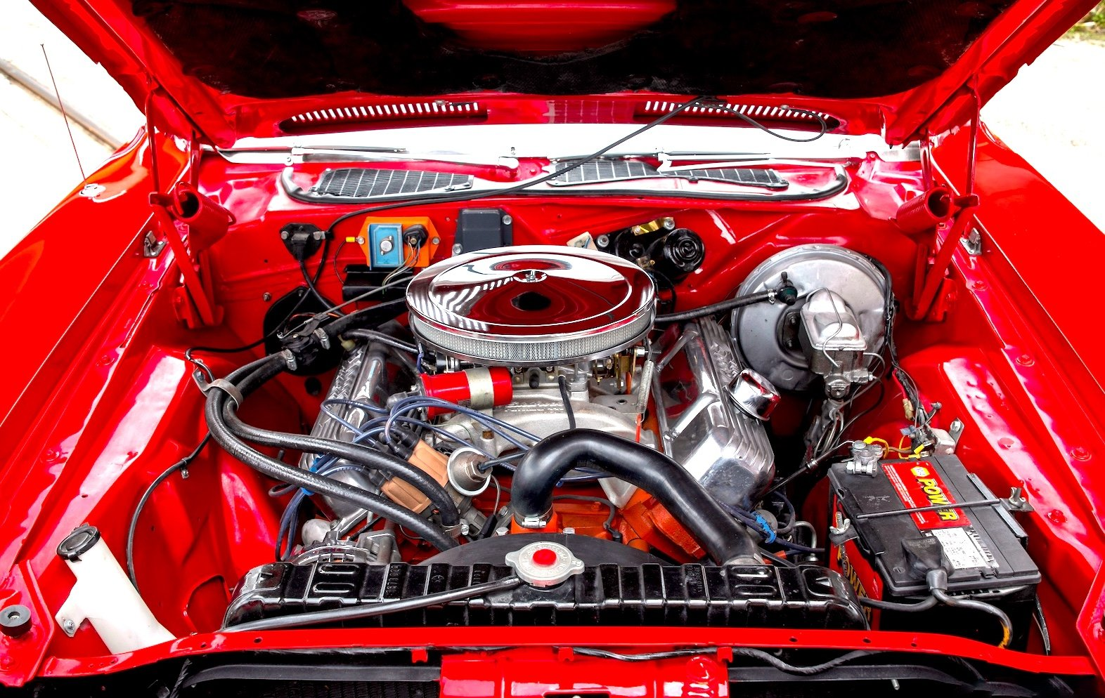1973 Plymouth Barracuda 440 Big Block - FULLY RESTORED For Sale (picture 5 of 6)