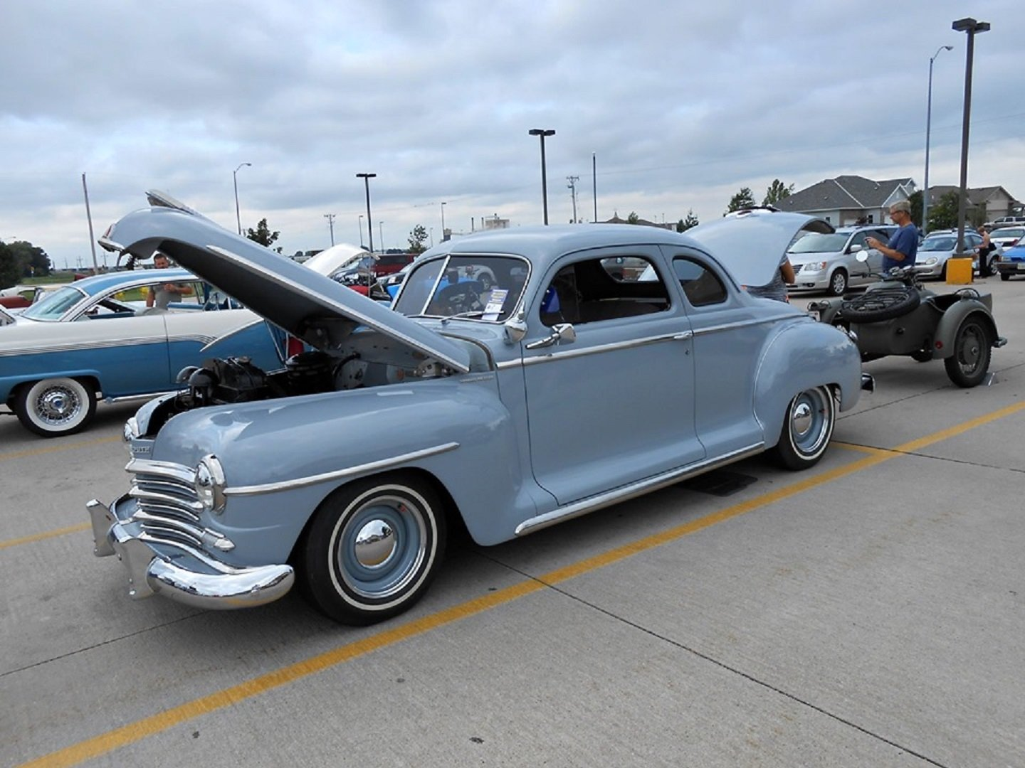 1946 Plymouth Special Deluxe Business Coupe For Sale (picture 1 of 6)