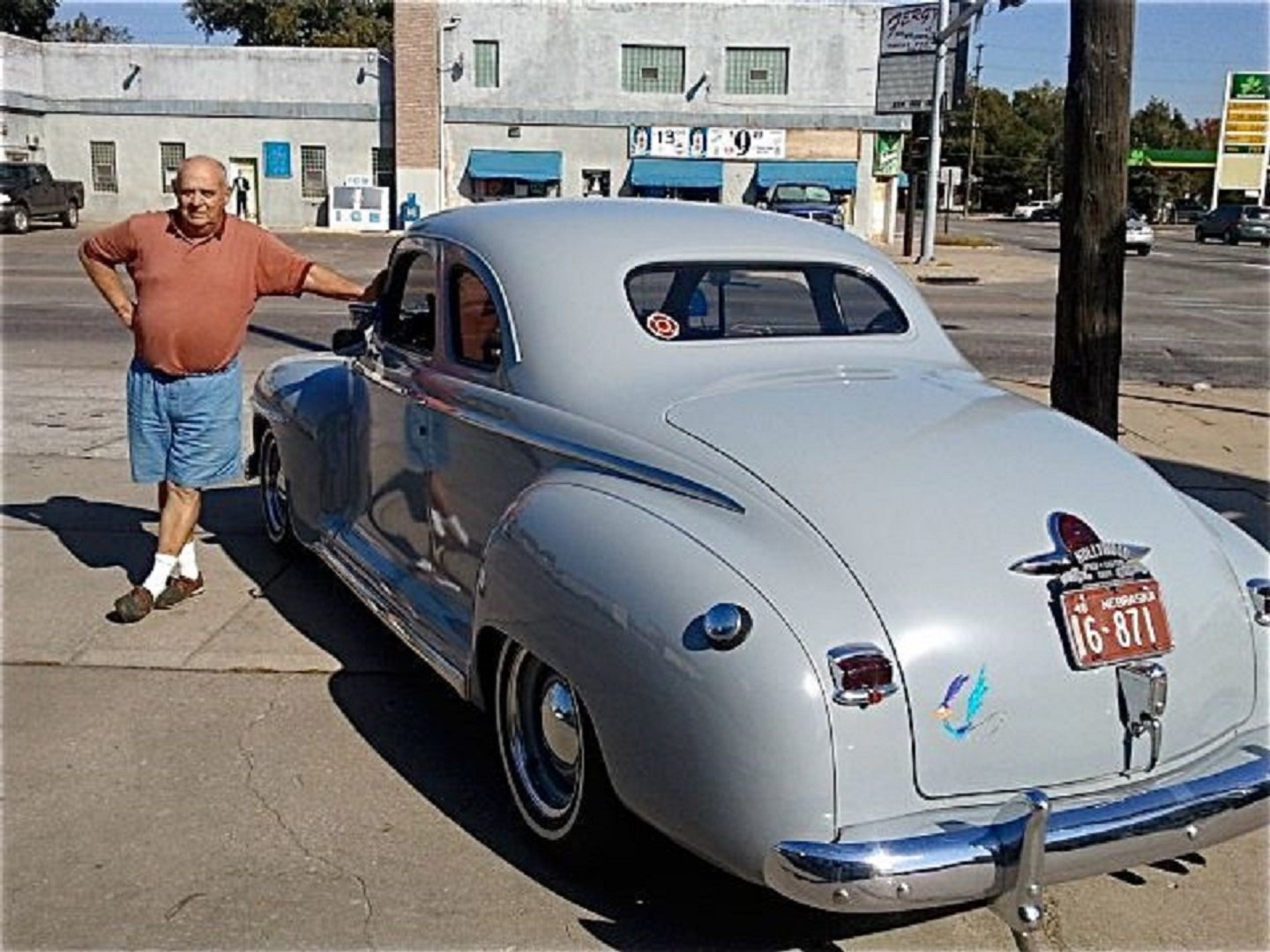 1946 Plymouth Special Deluxe Business Coupe For Sale (picture 3 of 6)