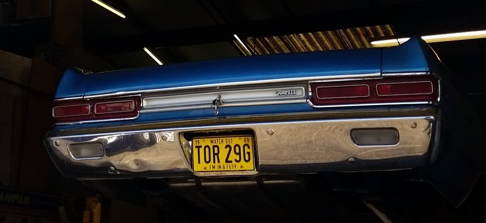 1969 Plymouth Fury III Convertible For Sale (picture 2 of 4)