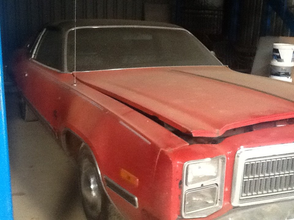 1977 Plymouth fury  For Sale (picture 1 of 3)