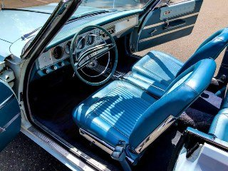 1964 Plymouth Sport Fury Convertible low 25k miles 318 $29.9 For Sale (picture 4 of 6)