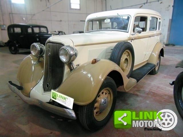 Plymouth Deluxe PE Sedan, immatricolata anno 1934 in Urugua For Sale (picture 1 of 6)