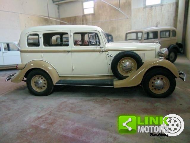 Plymouth Deluxe PE Sedan, immatricolata anno 1934 in Urugua For Sale (picture 2 of 6)