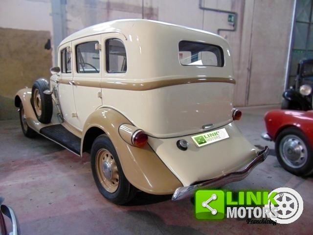 Plymouth Deluxe PE Sedan, immatricolata anno 1934 in Urugua For Sale (picture 3 of 6)