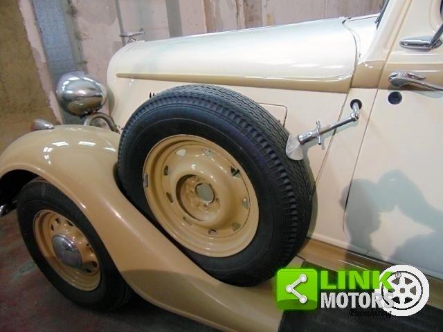 Plymouth Deluxe PE Sedan, immatricolata anno 1934 in Urugua For Sale (picture 5 of 6)