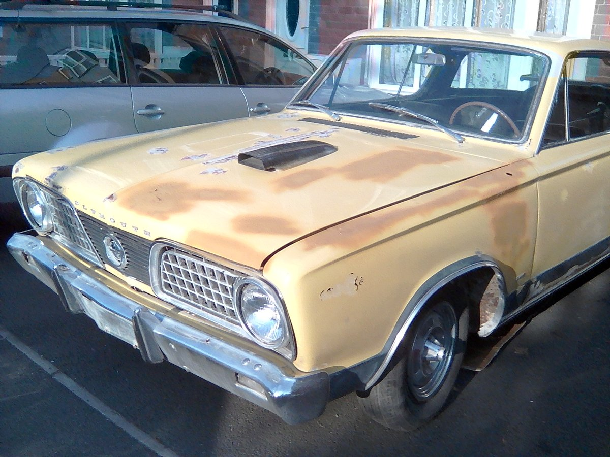 1966 Plymouth Barracuda fast back  For Sale (picture 1 of 6)