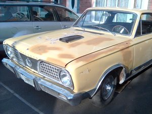1966 Plymouth Barracuda fast back  For Sale