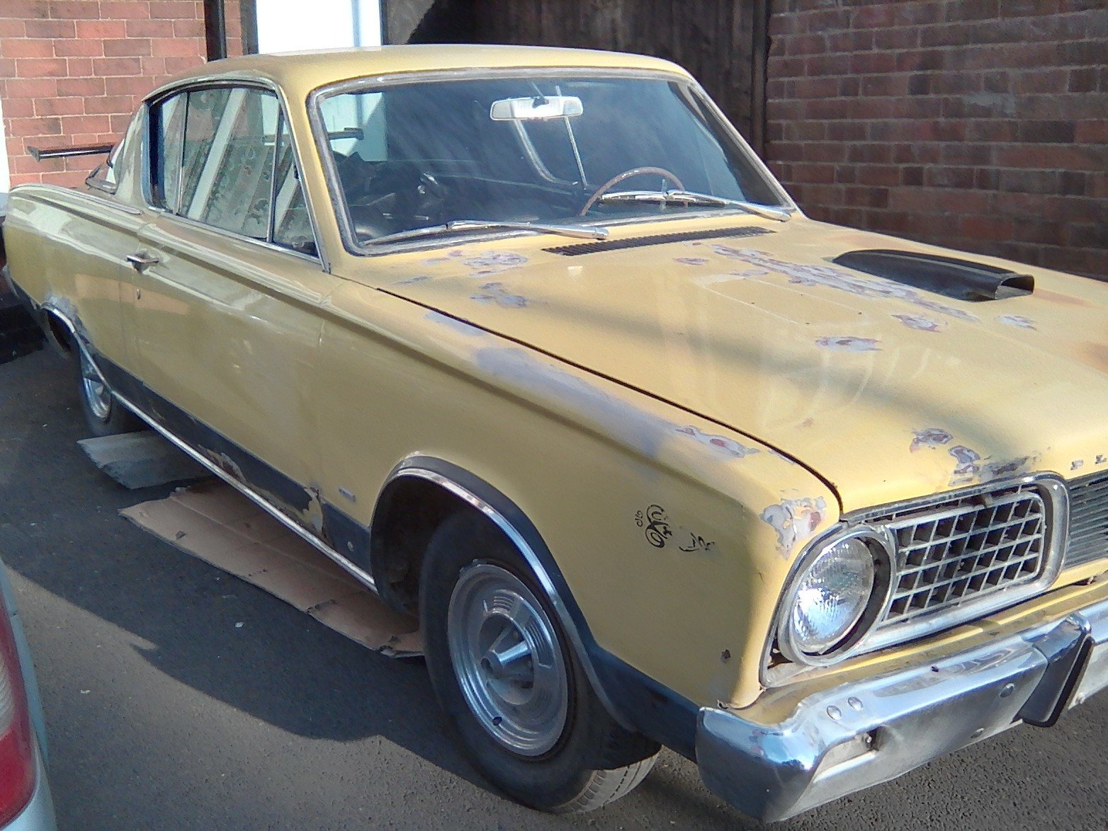 1966 Plymouth Barracuda fast back  For Sale (picture 2 of 6)