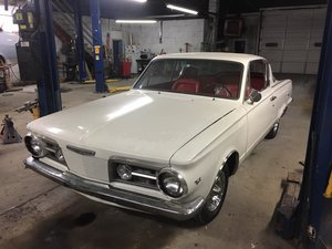 1964 Plymouth Barracuda (New Market, VA) $45,000 obo