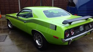 1972 Plymouth cuda 340 s matching numbers