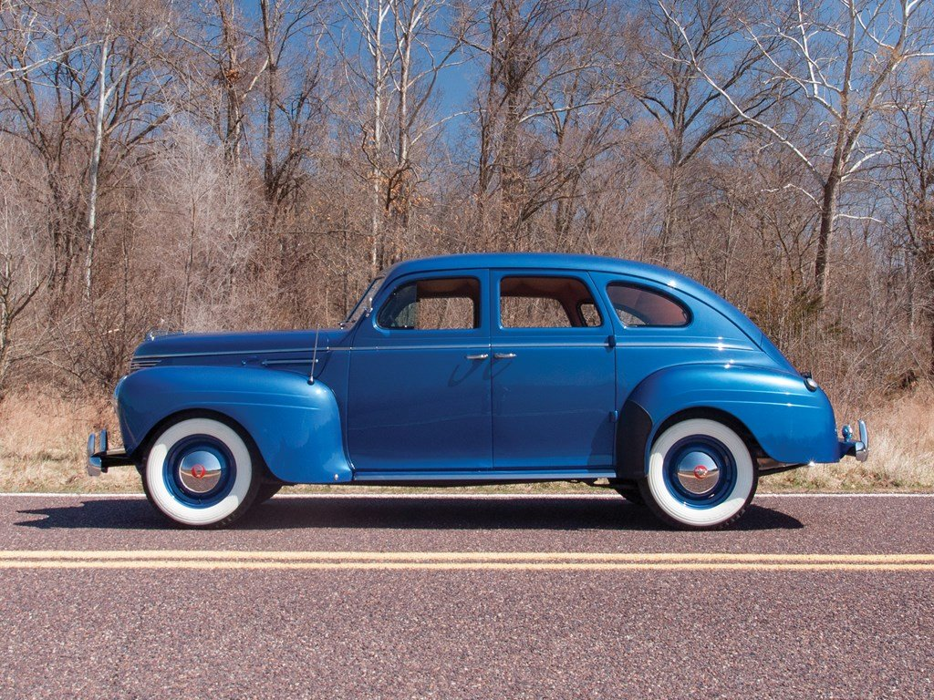 1940 Plymouth Deluxe  For Sale by Auction (picture 5 of 6)