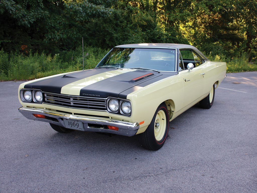 1969 Plymouth Roadrunner  For Sale by Auction (picture 1 of 6)