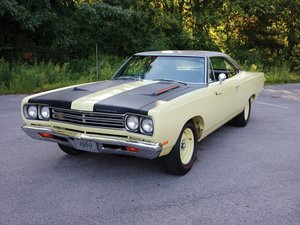 1969 Plymouth Roadrunner  For Sale by Auction