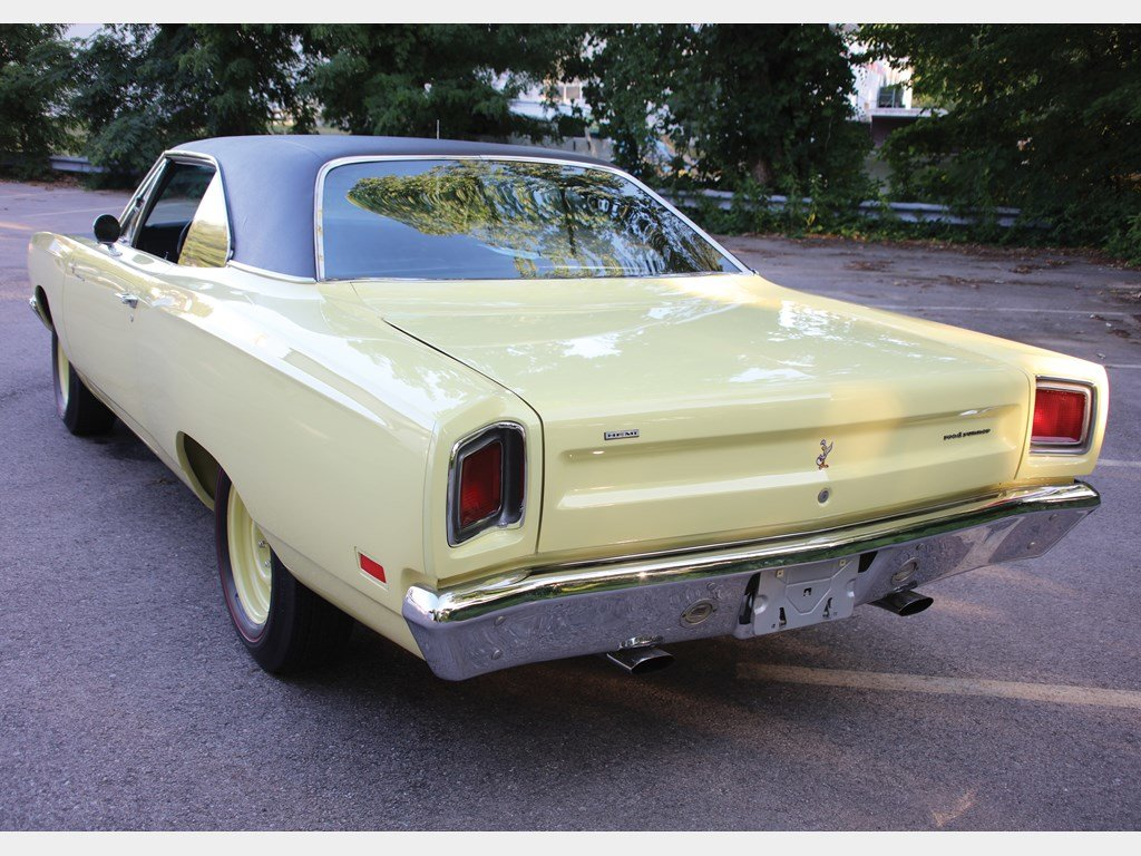 1969 Plymouth Roadrunner  For Sale by Auction (picture 2 of 6)