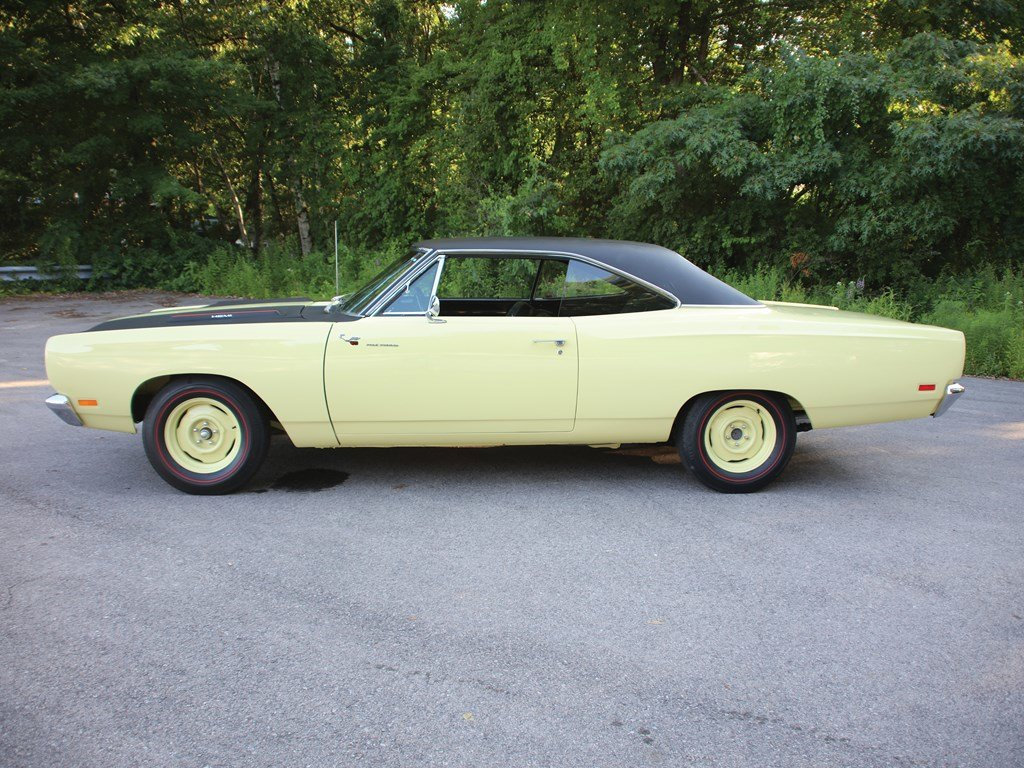 1969 Plymouth Roadrunner  For Sale by Auction (picture 5 of 6)