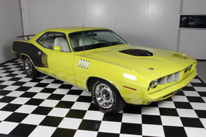 Picture of 1971 Plymouth Cuda 440-6 pack & Concours restored ! For Sale