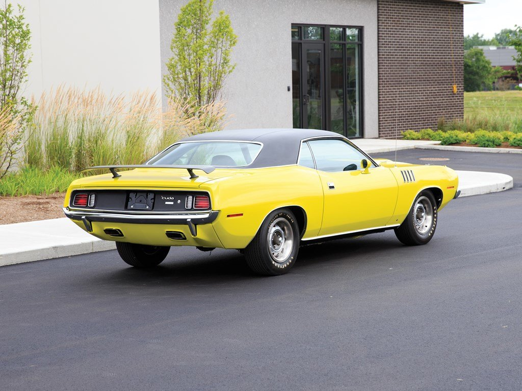 1971 Plymouth Cuda Coupe  For Sale by Auction (picture 2 of 6)