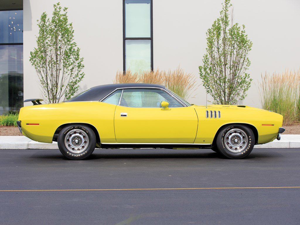 1971 Plymouth Cuda Coupe  For Sale by Auction (picture 5 of 6)