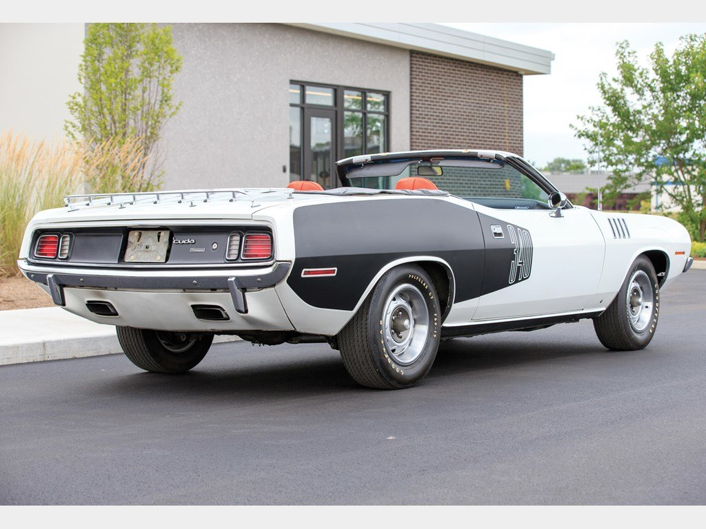 1971 Plymouth Cuda Convertible  For Sale by Auction (picture 2 of 6)