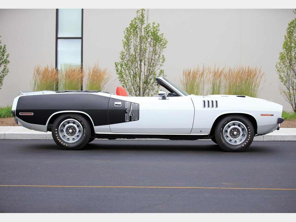 1971 Plymouth Cuda Convertible  For Sale by Auction (picture 5 of 6)
