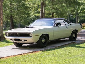 1970 Plymouth Hemi Cuda  For Sale by Auction