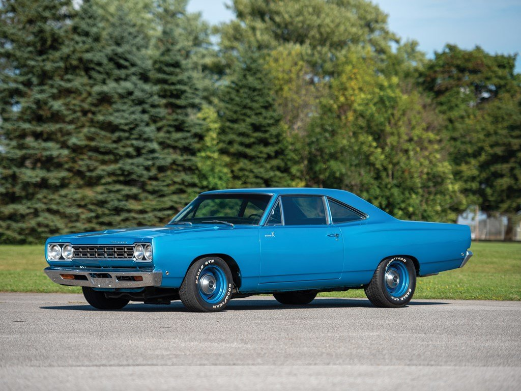 1968 Plymouth Road Runner  For Sale by Auction (picture 1 of 6)