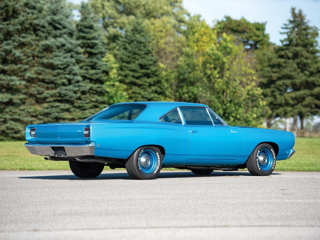 1968 Plymouth Road Runner  For Sale by Auction (picture 2 of 6)