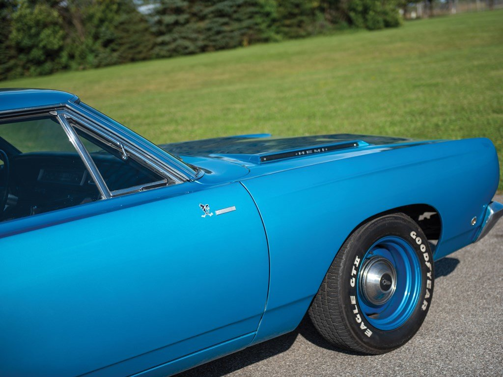 1968 Plymouth Road Runner  For Sale by Auction (picture 5 of 6)