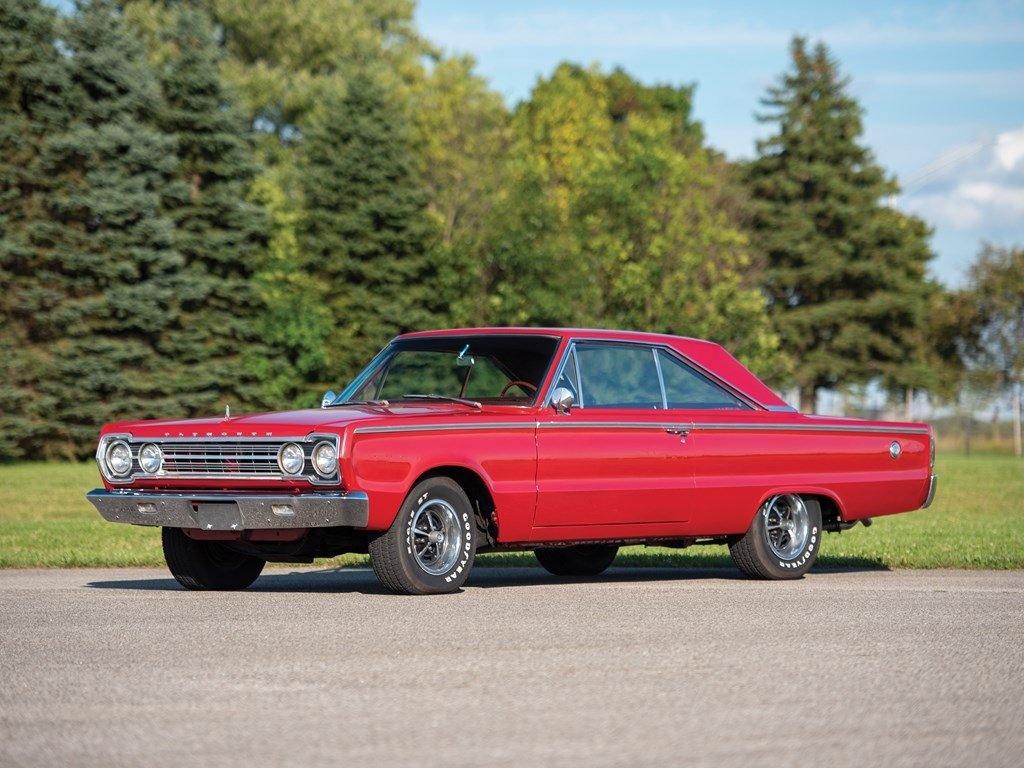 1967 Plymouth Belevedere  For Sale by Auction (picture 1 of 6)