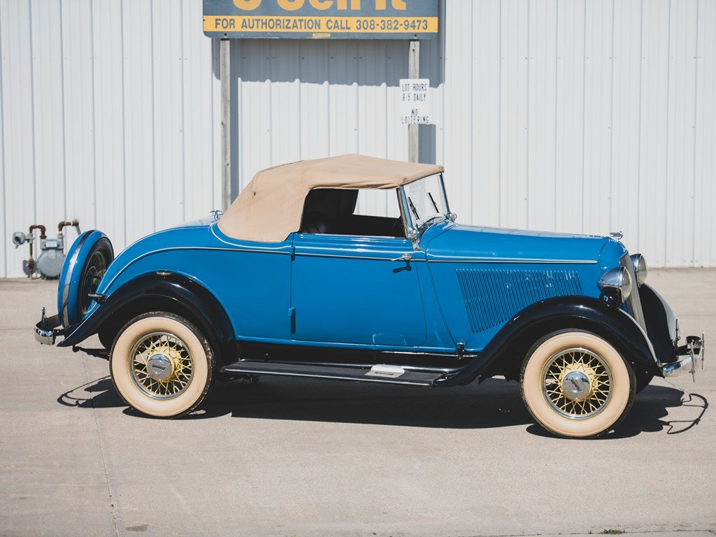 1933 Plymouth PC Rumble Seat Coupe  For Sale by Auction (picture 1 of 6)