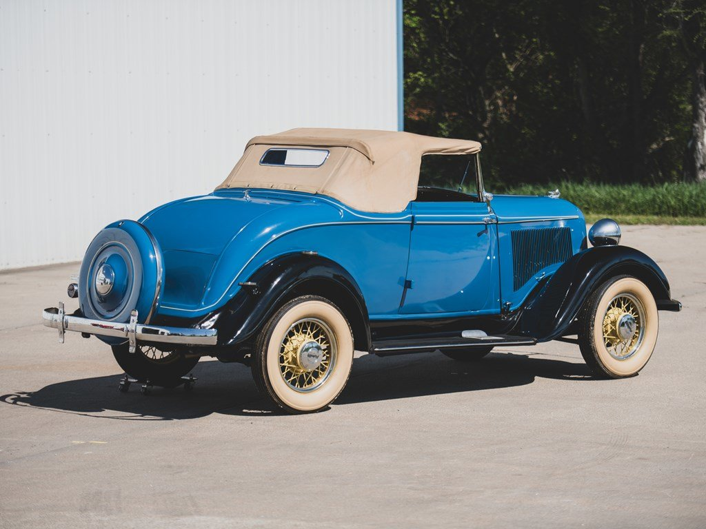 1933 Plymouth PC Rumble Seat Coupe  For Sale by Auction (picture 2 of 6)