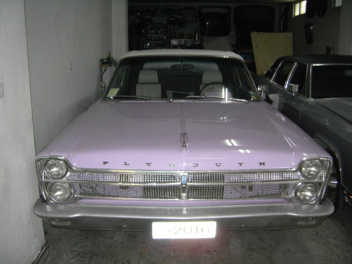 1965 Plymouth Fury Convertible For Sale (picture 1 of 4)