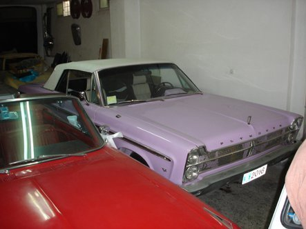 1965 Plymouth Fury Convertible For Sale (picture 2 of 4)