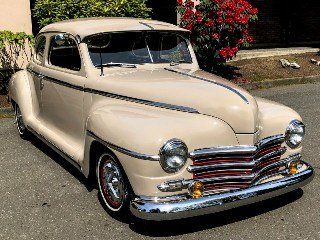 1949 Plymouth Special Deluxe Rare+ Mods 350 10-bolt AC $17.9 For Sale