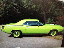 1970 Plymouth Cuda Hemi LimeLite Rare 1 of 247 4 Speed $399k For Sale (picture 2 of 5)