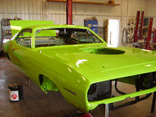 1970 Plymouth Cuda Hemi LimeLite Rare 1 of 247 4 Speed $399k For Sale (picture 4 of 5)