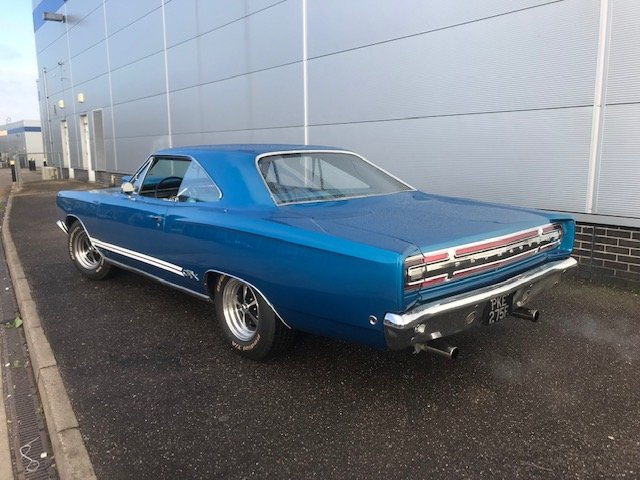 1968 Plymouth Gtx 440 Dave Billadeau built engine For Sale (picture 2 of 6)
