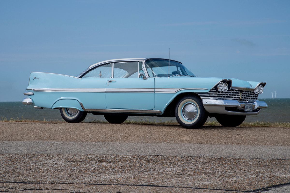 1959 Plymouth Fury Coupe For Sale (picture 1 of 6)