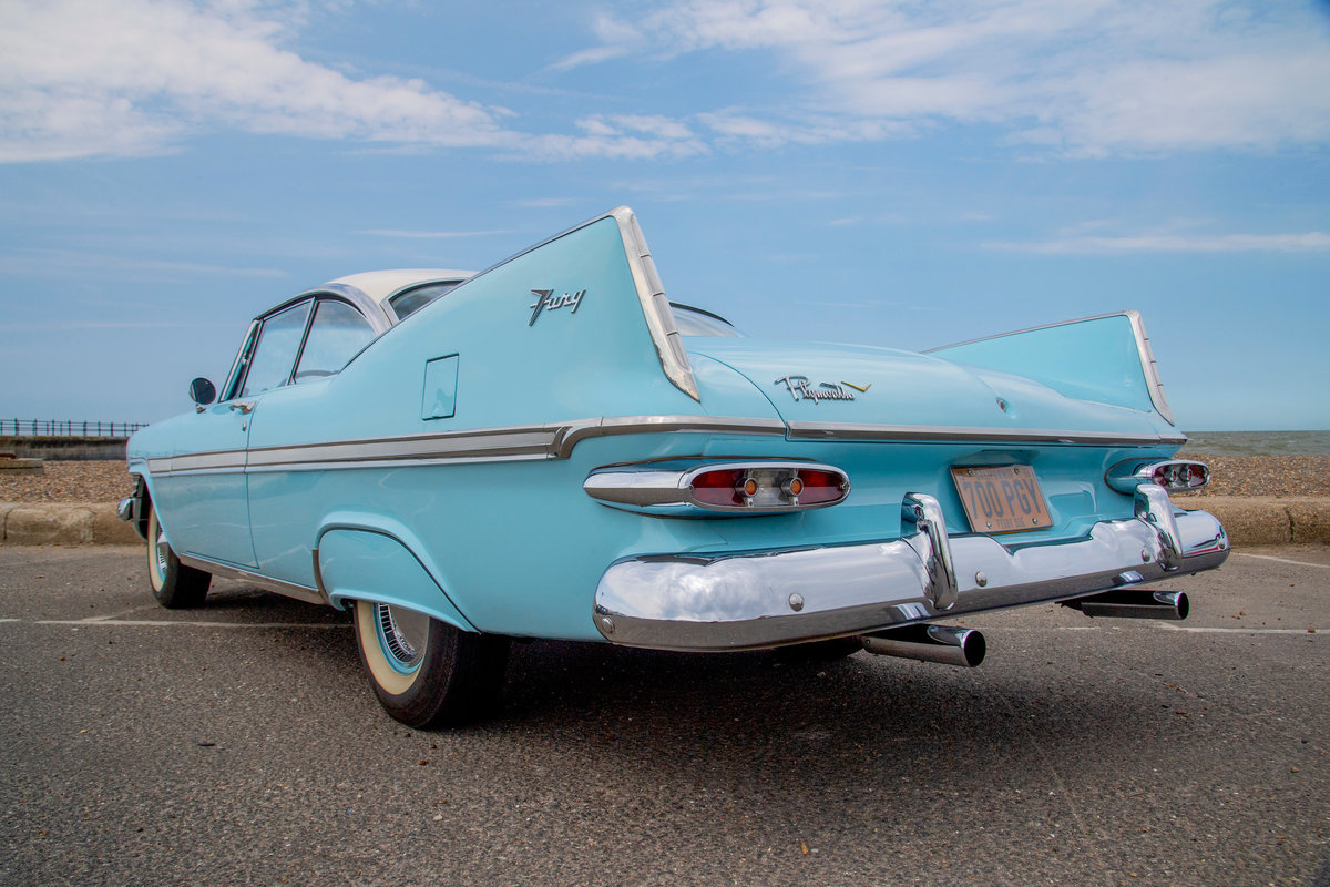 1959 Plymouth Fury Coupe For Sale (picture 2 of 6)