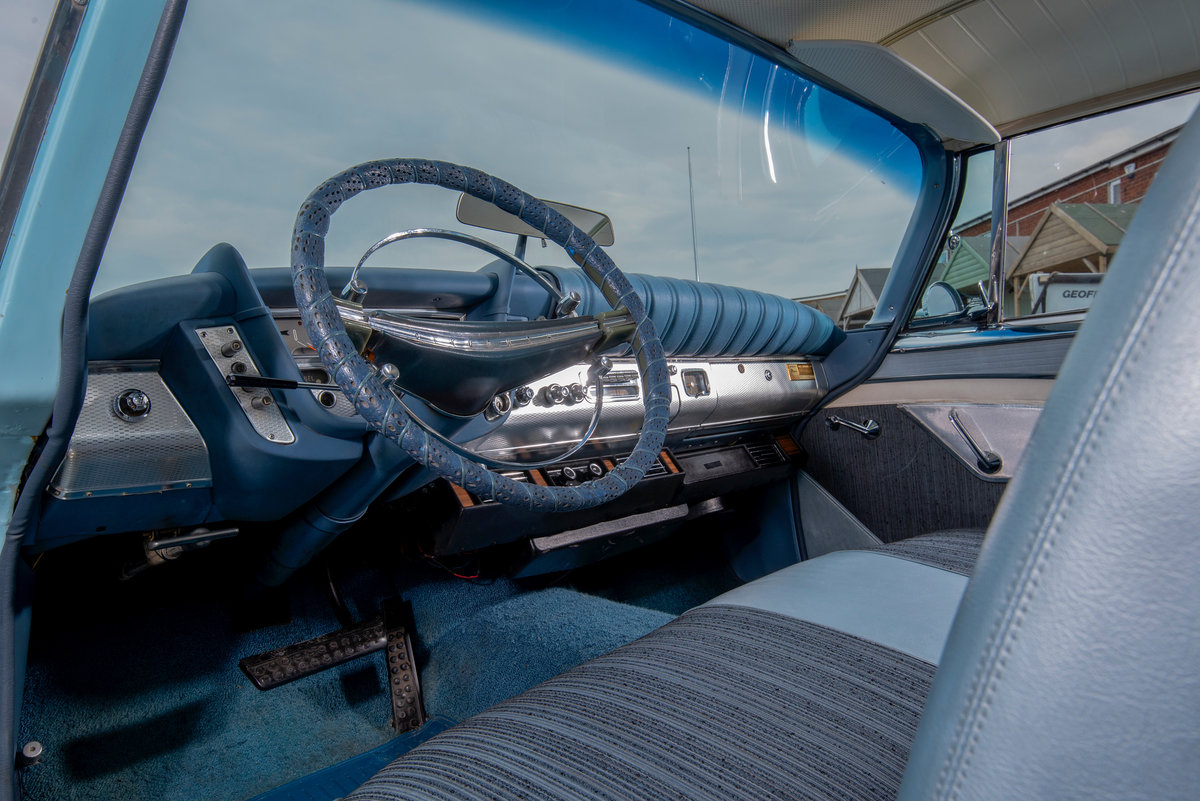 1959 Plymouth Fury Coupe For Sale (picture 4 of 6)