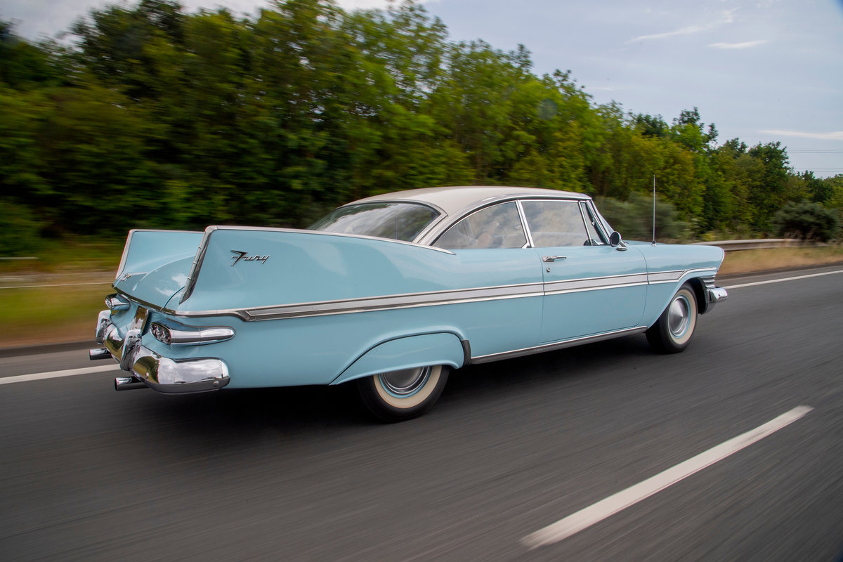 1959 Plymouth Fury Coupe For Sale (picture 6 of 6)
